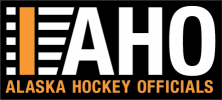 Alaska Hockey Officials Logo